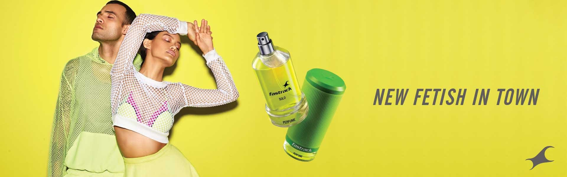 'Fastrack Perfumes': Indian Accessory Retail Brand Announces New Category