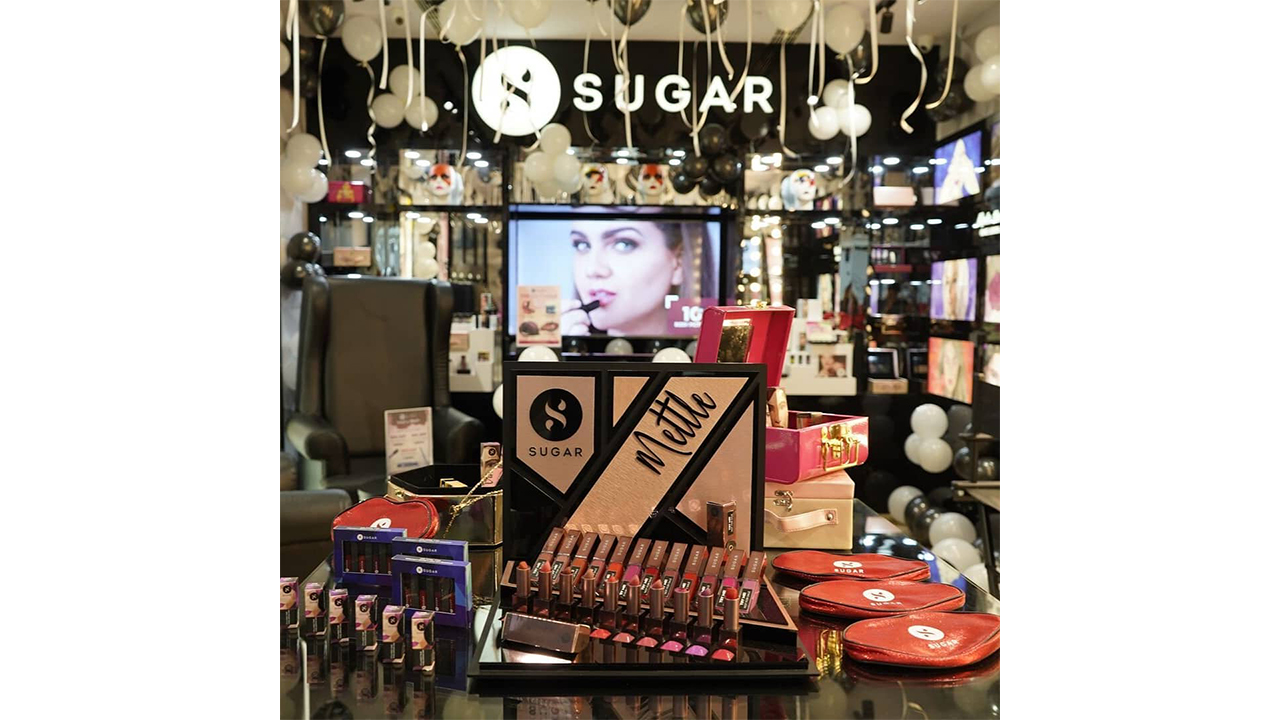 Sugar Cosmetics plans to open 100 new stores in 2020