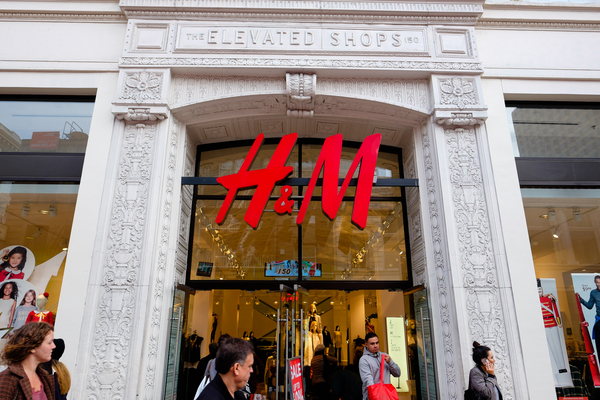 H&M Group tops Fashion Transparency Index 2020