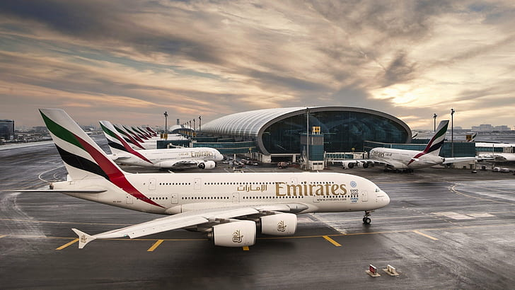 Emirates receives support from government amid Corona chaos