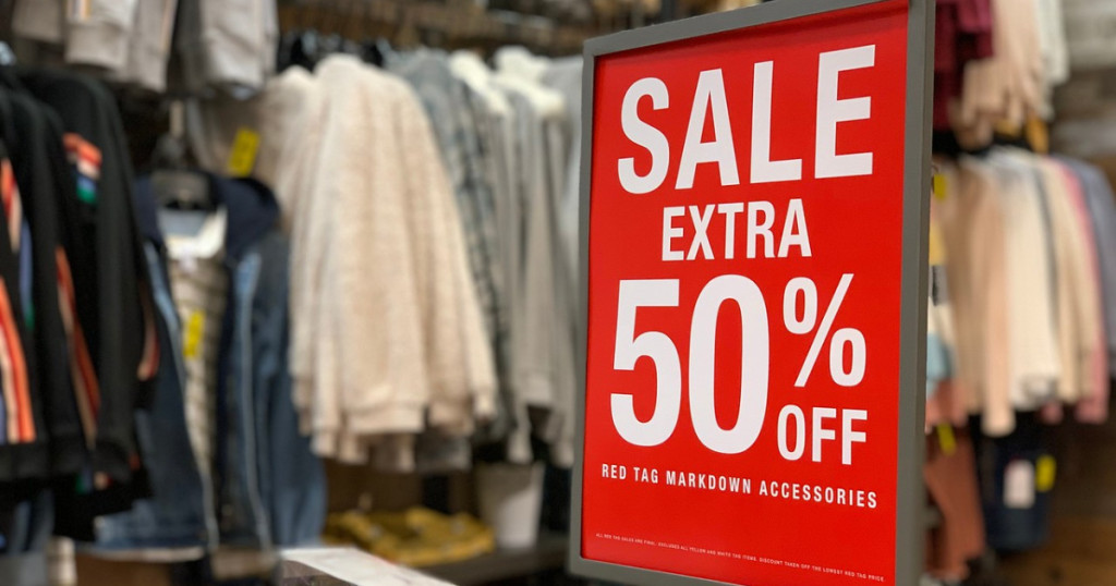 Fashion retailers to rely on discounts to boost sales post lockdown