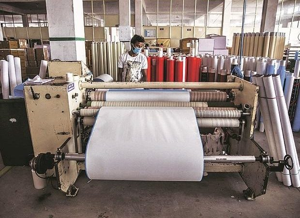 Covid-19 aftermath : Coimbatore based Shiva Texyarn launches Anti-Viral fabric
