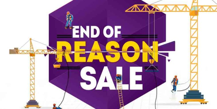 Myntra End of Reason Sale goes live; Check what's new
