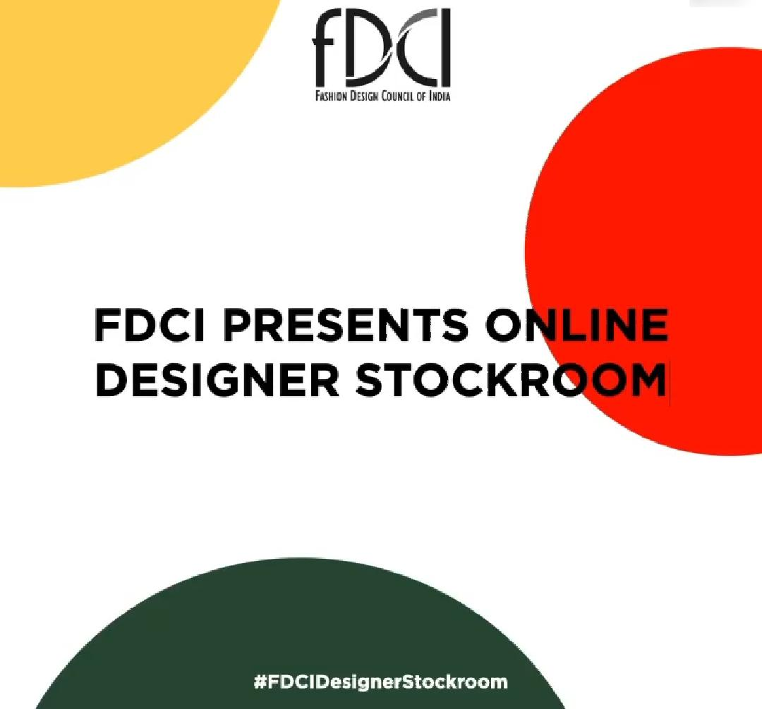 "FDCI's fourth edition of ""Designer Stockroom"" to start from July 31st"