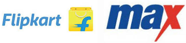 Flipkart partners with Max Fashion to expand its portfolio ahead of festive season.