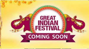 "Amazon to host ""Great Indian Festival"" starting Oct 17"
