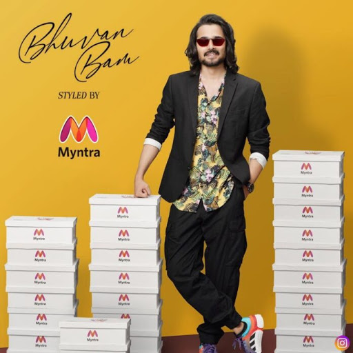 Myntra signs Bhuvan Bam as first digital brand ambassador